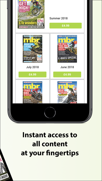 Mountain Bike Rider Magazine screenshot two