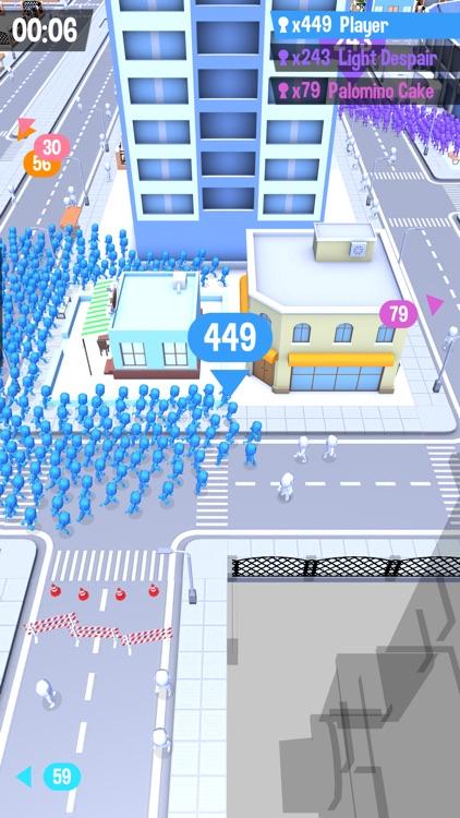 Crowd City screenshot-3
