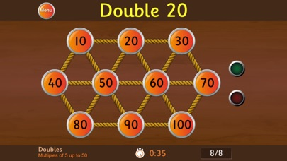 Screenshot for Hit the Button Maths in United Kingdom App Store