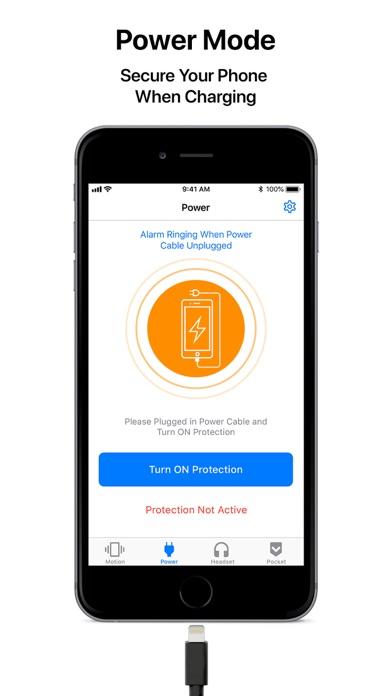 Security Alarm - AntiTheft Pro screenshot 5
