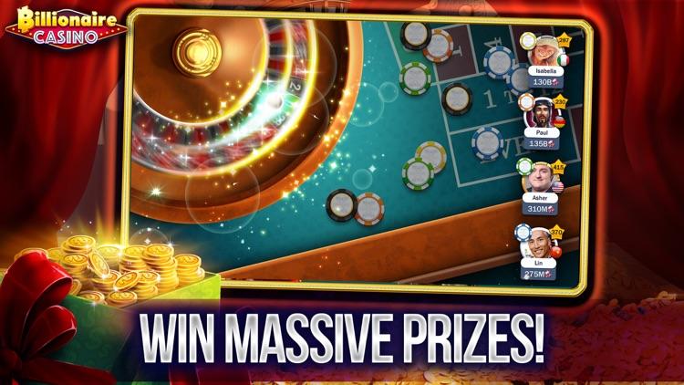 Billionaire Casino™ Slots 777 screenshot-9