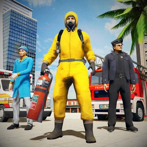 911 Emergency Rescue Sim RPG