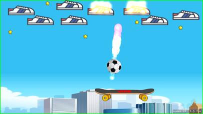 Skateboard Soccer Bounce Screenshot