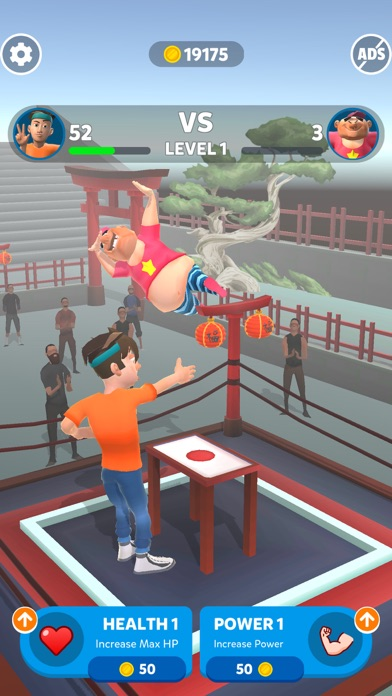 Slap Kings screenshot 1