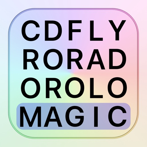 Magic Word Search