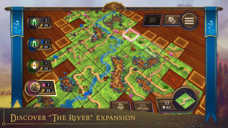 Carcassonne – Tiles & Tactics screenshot-3