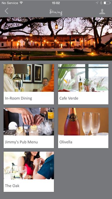 Ojai Valley Inn screenshot two