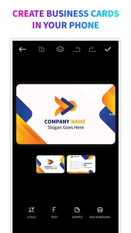Logo Maker + Logo Creator screenshot-5