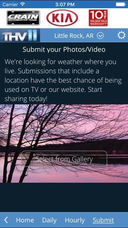 THV11 Weather screenshot-3