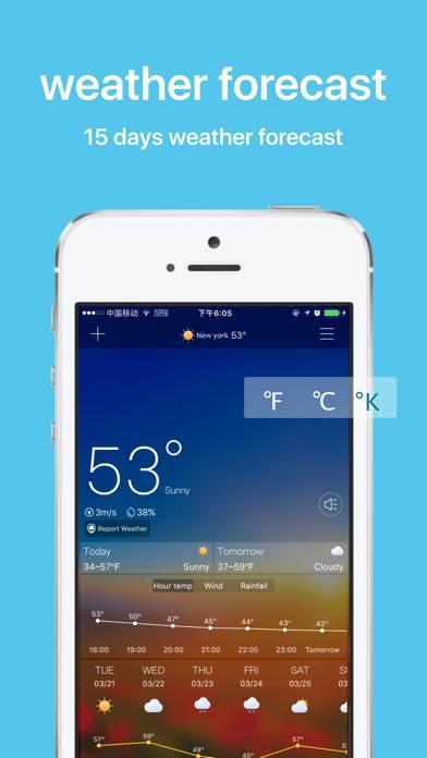 点击获取Weather Report-15 DaysForecast