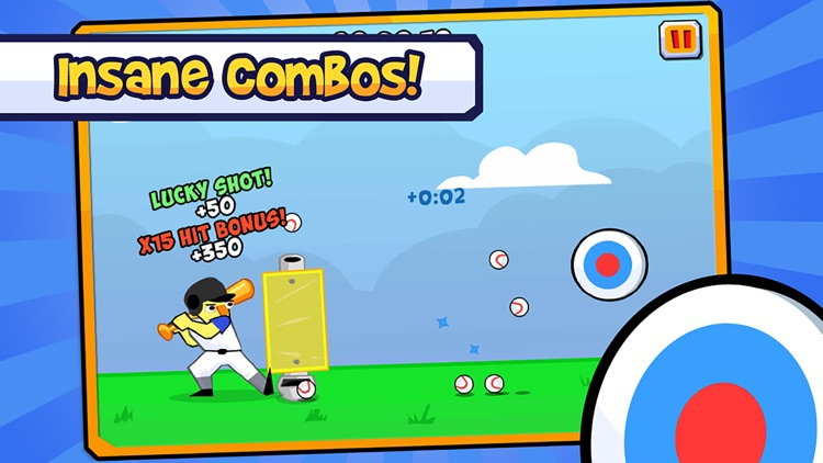 Baseball Jam screenshot-2