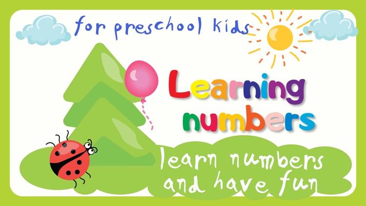 Learning numbers - Kids games screenshot-0