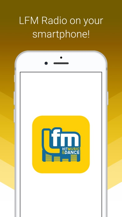 LFM Radio screenshot one