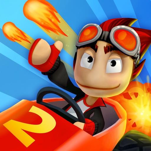 Beach Buggy Racing 2 app for ipad