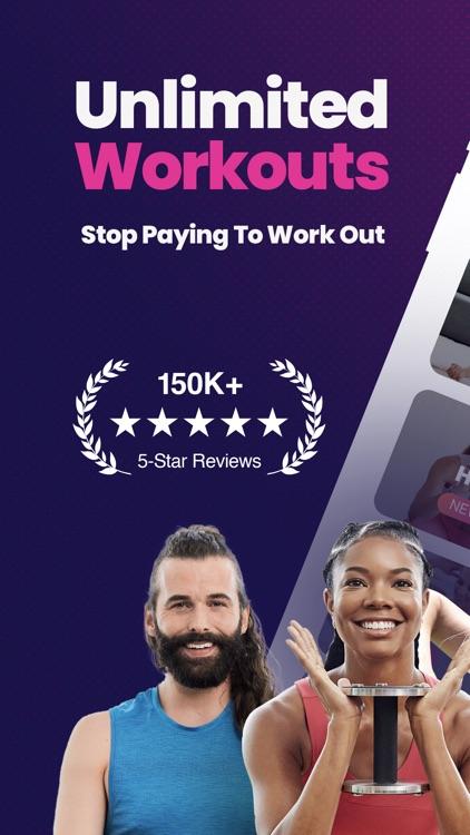 FitOn Workouts & Fitness Plans screenshot-0