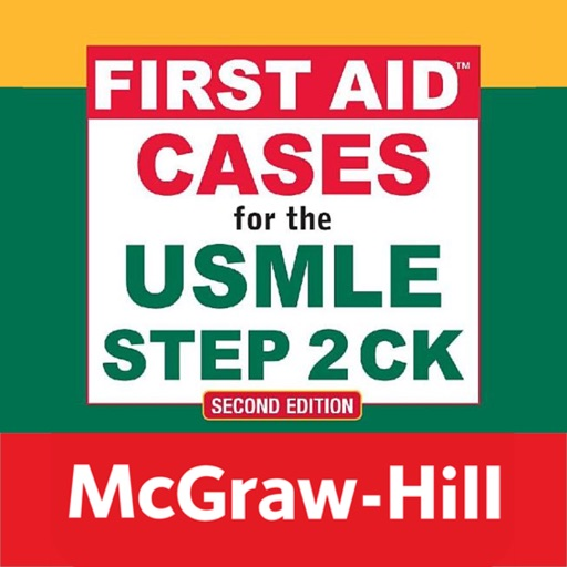First Aid Cases USMLE Step 2CK