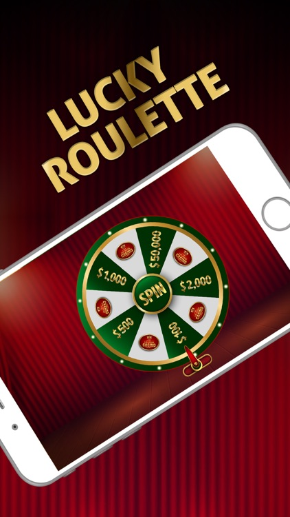 Lucky Roulette Wheel screenshot-6
