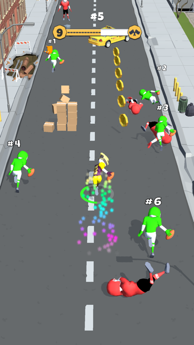 Dodge Race 3D free Resources hack