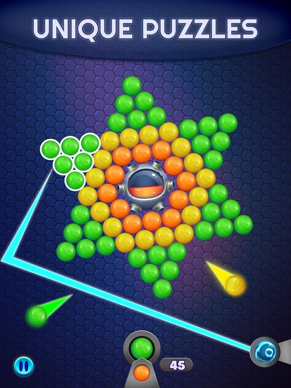 Bubble Pop Spinner screenshot 9