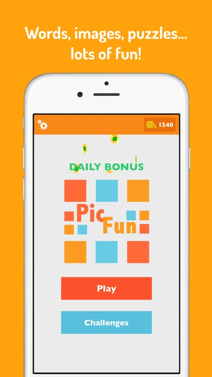 PicFun Word Puzzle screenshot-4