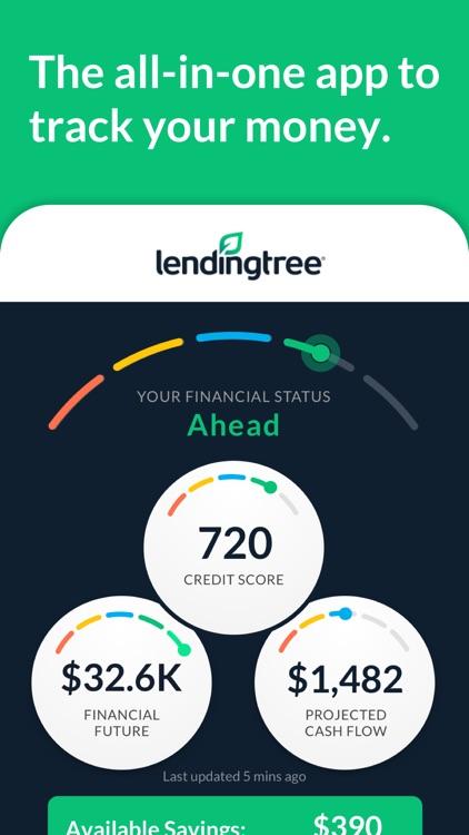 LendingTree: Finance Tracker screenshot-0