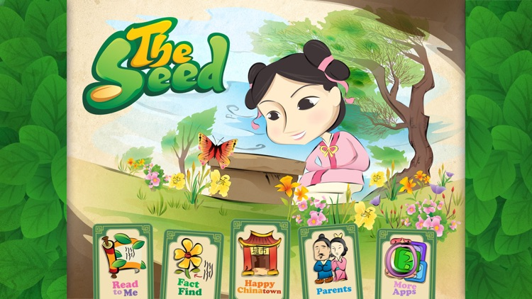 The Seed, Storytime for Kids screenshot-5
