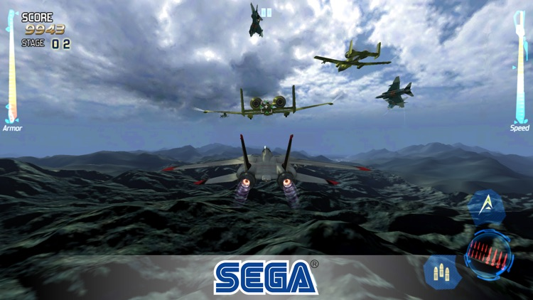 After Burner Climax screenshot-3