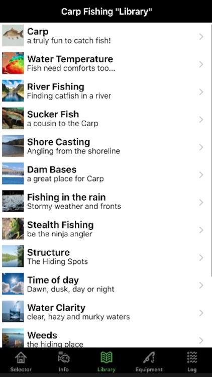 Carp Fishing Pro screenshot-4