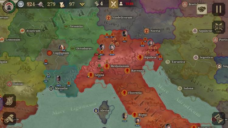 Great Conqueror: Rome screenshot-0