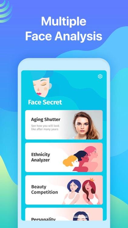 Face Secret App by entertainment inc