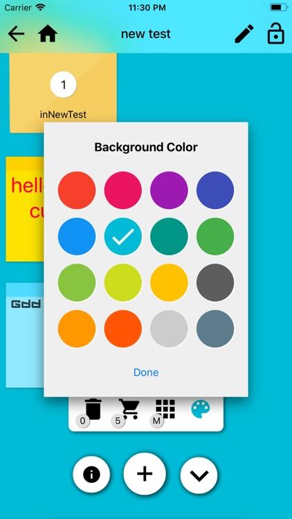 Sticky Notes + Widget Memo screenshot-4