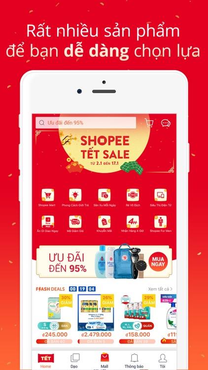 Shopee: Tết Sale