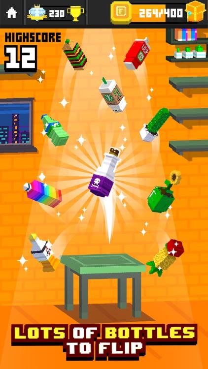 Flippy Bottle Extreme! screenshot-0