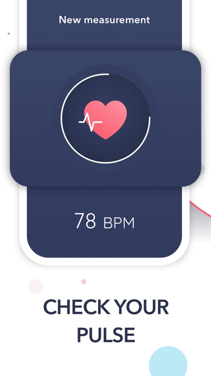 Pulsometr Check your heartrate
