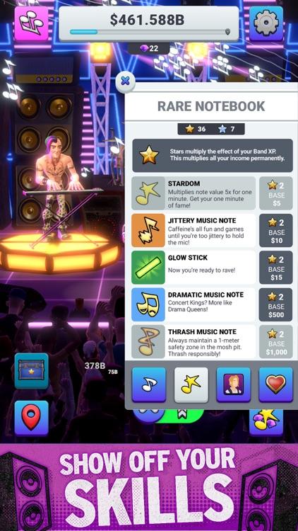 Concert Kings Music Tycoon screenshot-4