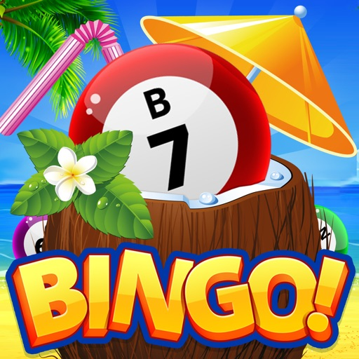 BinGo - Tropical Beach Online