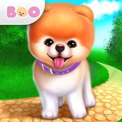 Boo >> Boo En Sevimli Kopek Oyunu App Store Da