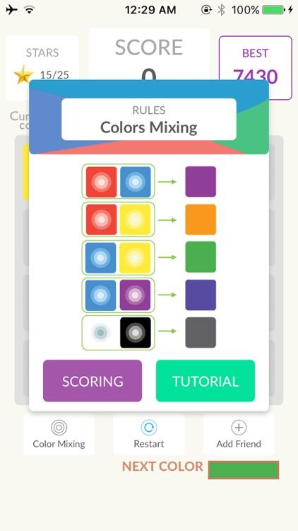 Wiip Puzzle: color puzzle screenshot-3