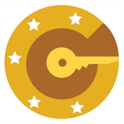 Gold Time Key