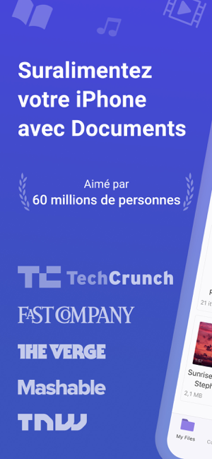 ‎Documents par Readdle Capture d'écran