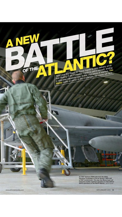 AirForces Monthly Magazine screenshot-4