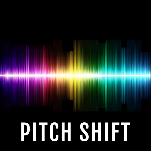 Pitch Shifter AUv3 Plugin icon