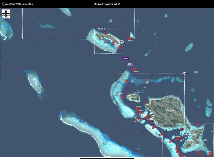 Sail Fiji Cruising Guide screenshot-4