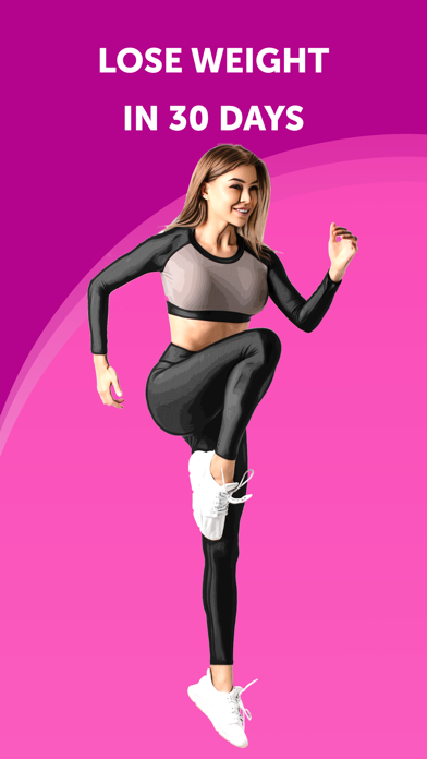 FitHer: Workout for Womenのおすすめ画像1