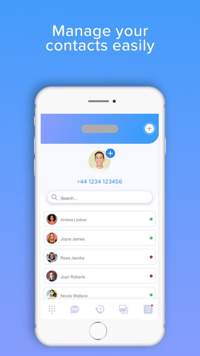 RingMe | Color Call & SMS Screenshot 5