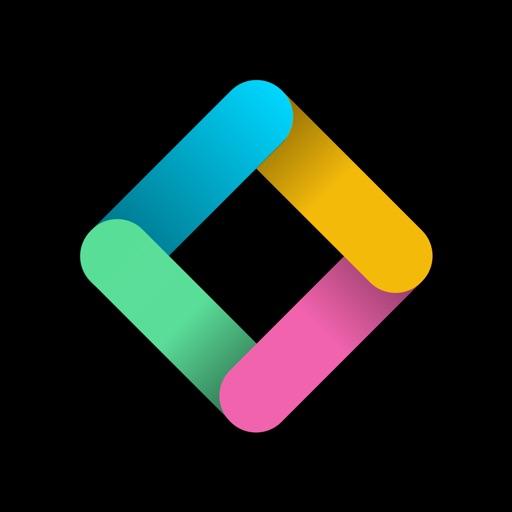 Cube Widget: Wallpaper & Icons