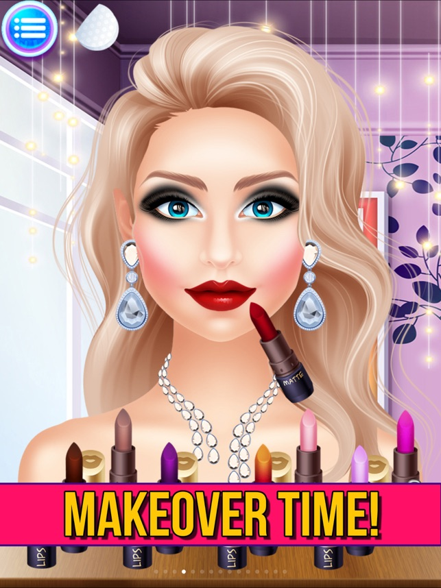 Makeup Salon 2 Make Up Games On The