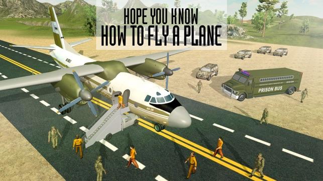 Vận tải quân sự lái máy bay