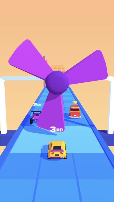 Crazy Race - Smash Cars! screenshot 4