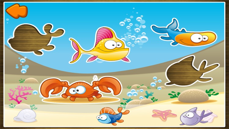 Puzzle - fun for kids 2 screenshot-3